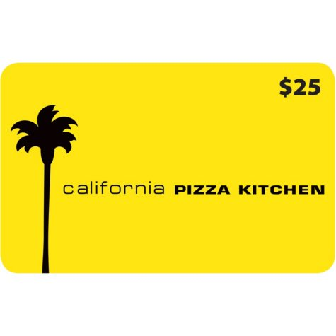 California Pizza Kitchen $100 Value Gift Cards - 4 x $25
