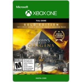 Assassin's Creed Origins: Gold (Xbox One) - Digital Code