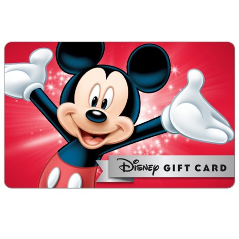 Disney $500 eGift Card (Email Delivery)