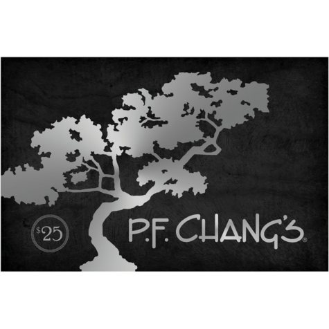 PF Chang's $50 Value Gift Cards - 2 x $25