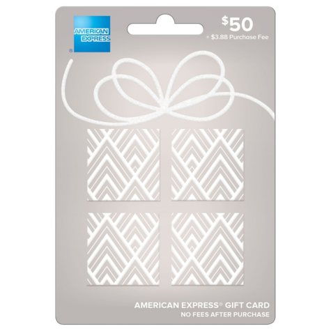 $50 American Express ® Gift Card