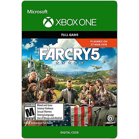 Far Cry 5 (Xbox One) - Digital Code