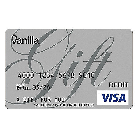 $25 Vanilla eGift Visa® Virtual Account
