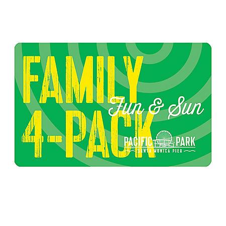 Pacific Park on the Santa Monica Pier (Santa Monica, CA) $52.95 Value Gift Card