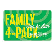 Pacific Park on the Santa Monica Pier (Santa Monica, CA) $52.95 Value Gift Card