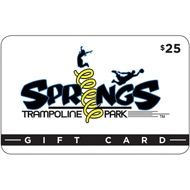 Springs Trampoline Park (Colorado Springs, CO) $50 Value Gift Cards - 2 x $25