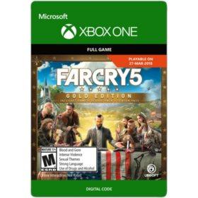 Far Cry 5: Gold (Xbox One) - Digital Code
