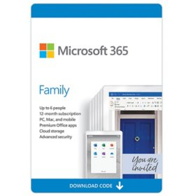 Office 365 Home eGift Card (Email Delivery)