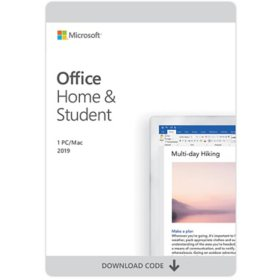 Microsoft Office 365 Home and Student 2019