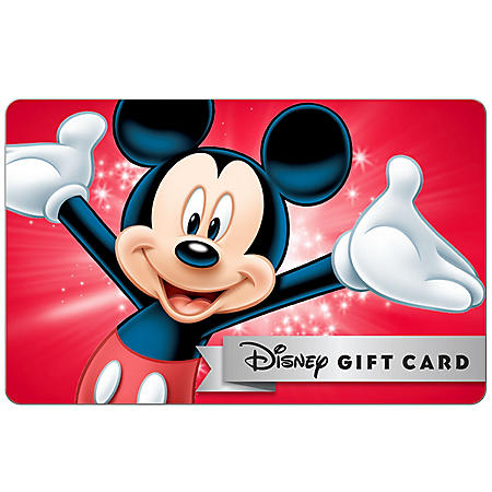 Disney $50 eGift Card (Email Delivery)