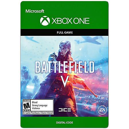 Battlefield V (Xbox One) - Digital Code