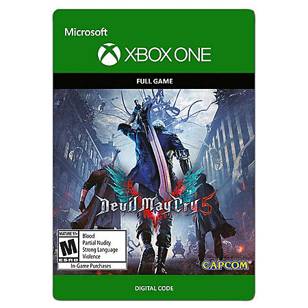 Devil May Cry 5 (Xbox One) - Digital Code