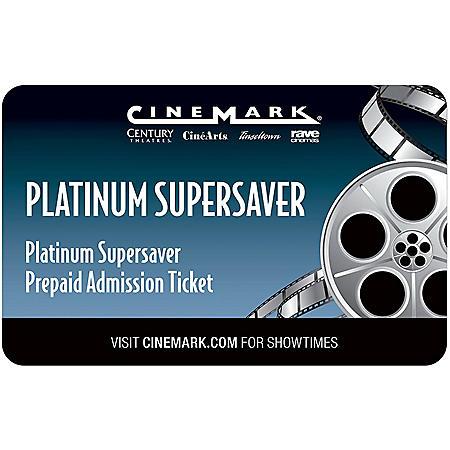 Cinemark 2 Tickets for $18.98