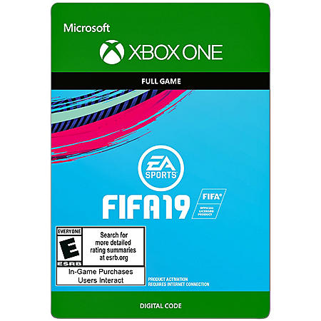 FIFA 19 (Xbox One) - Digital Code