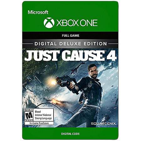 Just Cause 4: Deluxe Edition (Xbox One) - Digital Code