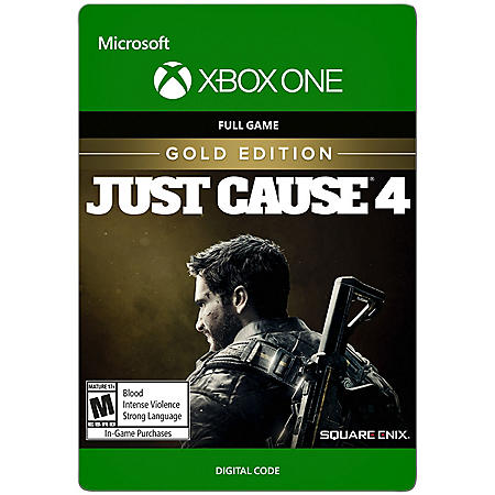 Just Cause 4: Gold Edition (Xbox One) - Digital Code