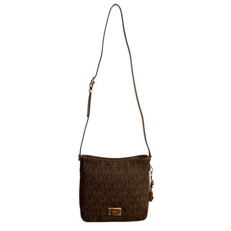 Women's Jet Set Travel Messenger Bag by Michael Kors