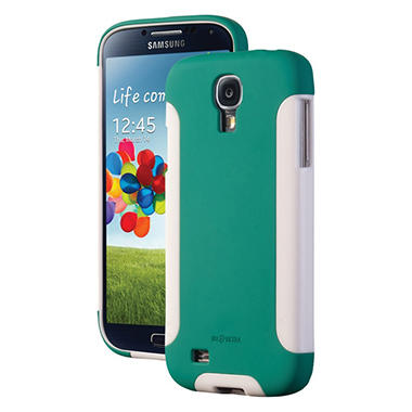 DBA Cases Complete Ultra Package for Samsung Galaxy GS4 - Emerald/Cloud