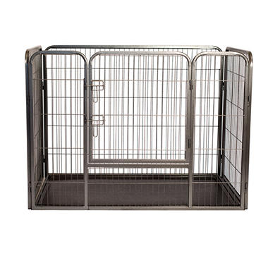 Iconic Pet Heavy Duty Pet Playpen, 28