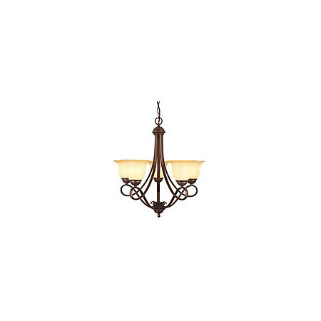 Hardware House Bennington 5-Light Chandelier