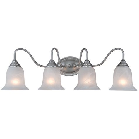 Hardware House 4-Light Saturn Wall Light