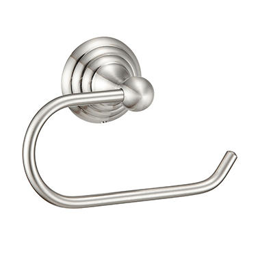 Hardware House Stockton Satin Nickel Toilet Paper Holder