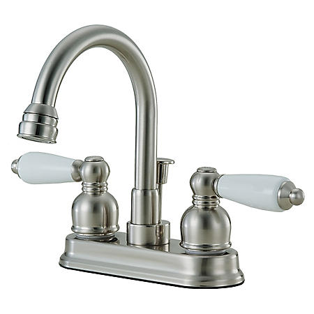 Hardware House 2 Handle Laundry/Bar Faucet