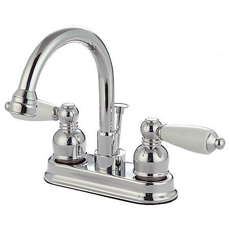 Hardware House 2 Handle Laundry/Bar Faucet