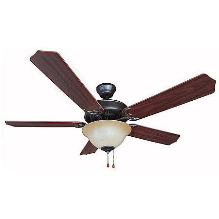 "Hardware House Dover 52"" Ceiling Fan - Classic Bronze"