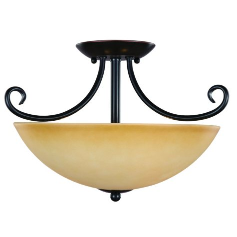 Hardware House Essex Semi Flush Mount