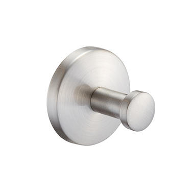 Hardware House Santa Rosa Robe Hook - Satin Nickel