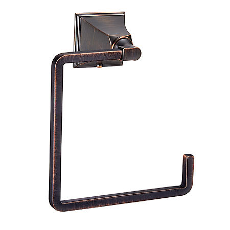 Hardware House Monterey Bay Towel Ring - Oil Rubbed Bronze