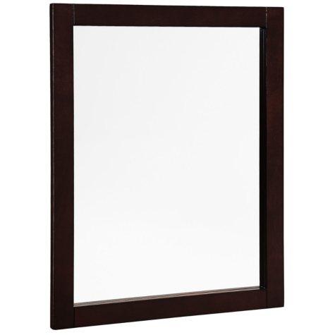 """Hardware House 24""""x30"""" Vanity Mirror - Espresso"""