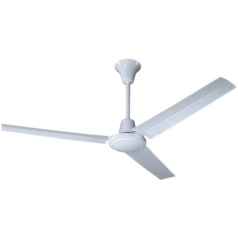 """Hardware House Caribbean 56"""" Ceiling Fan - Gloss White"""