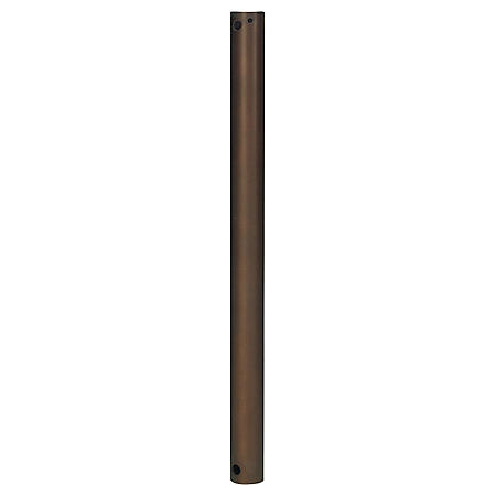 "Hardware House 21MM x 36"" Classic Bronze Downrod"