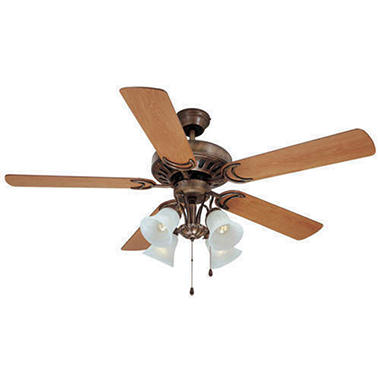 Granada antique copper ceiling fan sams club granada antique copper ceiling fan aloadofball Image collections