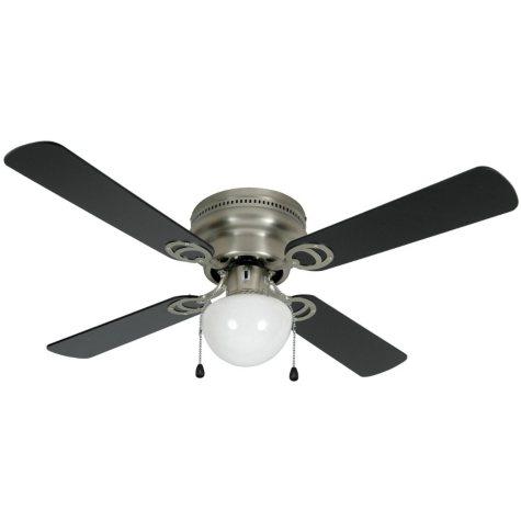 """Hardware House Aegean 42"""" Ceilng Fan (Multiple Options)"""
