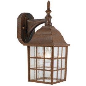 Hardware House Outdoor Light Artesian Bronze