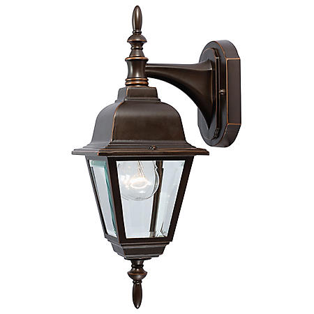 Hardware House Outdoor Coach Lantern - Classic Bronze