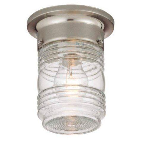 Hardware House Jelly Jar - Satin Nickel