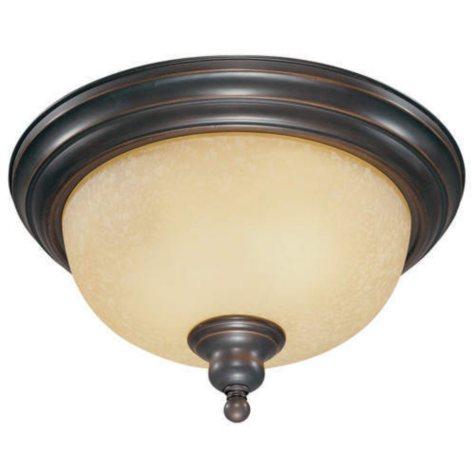 Seville Classic Bronze Ceiling Fixture