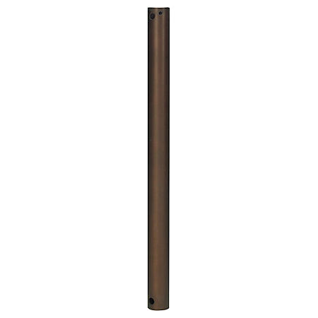 "Hardware House 21MM x 48"" Antique Bronze Downrod"