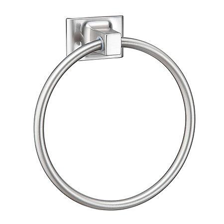 Hardware House Sunset Satin Nickel Towel Ring
