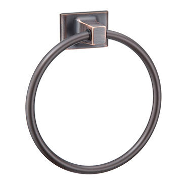 Hardware House Sunset Classic Bronze Towel Ring