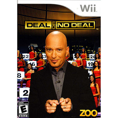 Deal or No Deal - Wii