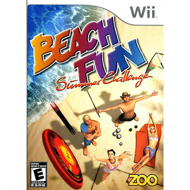 Beach Fun: Summer Challenge - Wii