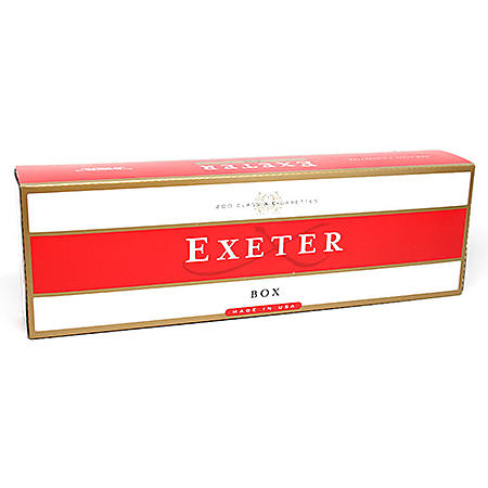 Exeter Red King Box (20 ct., 10 pk.)