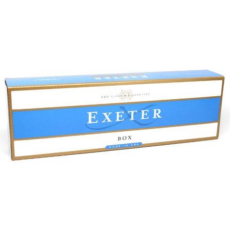 Exeter Blue King Box (20 ct., 10 pk.)