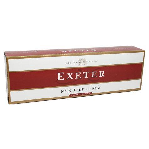 Exeter Non-Filter King Box (20 ct., 10 pk.)