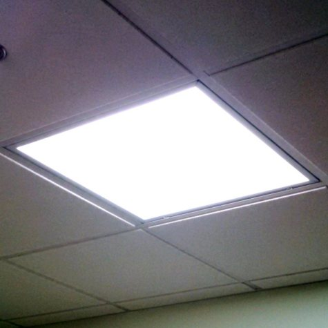 LED Door Retrofit 2x2 Troffer